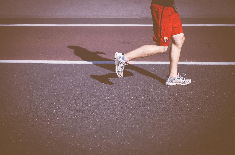 Co se děje s naším tělem když běháme?