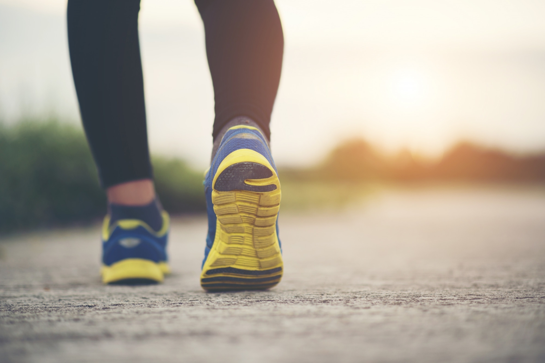 Chůze jako prostředek k hubnutí a zlepšení zdravotního stavu