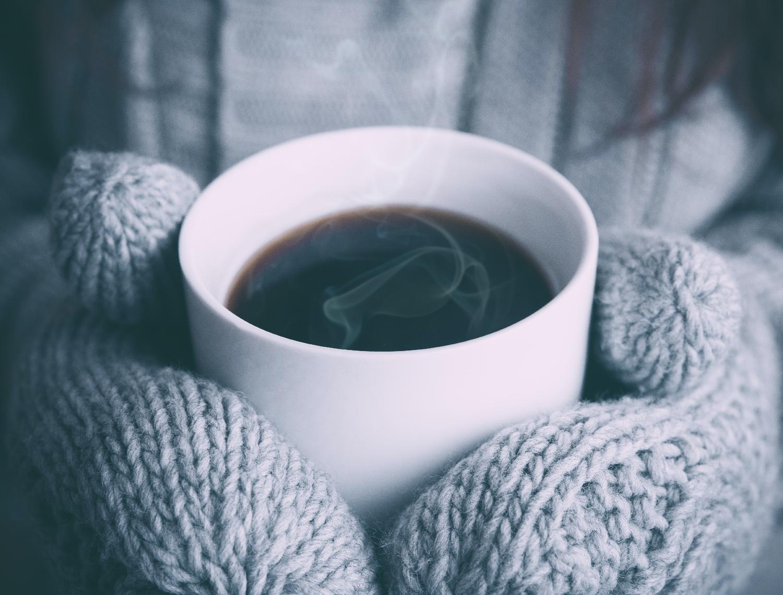 čaj a zima